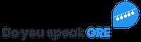 Do you speak GRE Logo